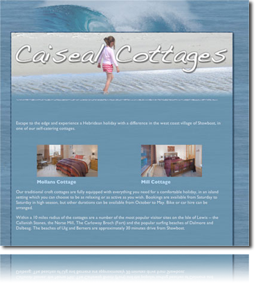 Caiseal Self-catering Cottages
